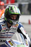 Cal Crutchlow Yamaha YZF-R1 Stock Photos