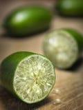 Cal del finger verde Fotografía de archivo libre de regalías