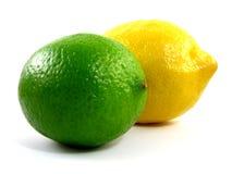 Cal do limão Foto de Stock Royalty Free