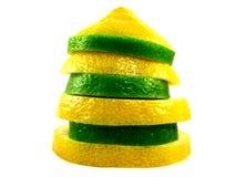 Cal do limão Fotografia de Stock