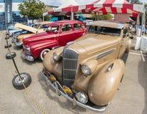 Cal Expo Auto Show Vintage Autos Royalty Free Stock Photo