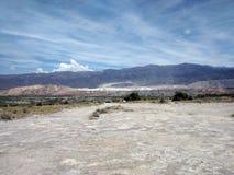 Cal mineral Albardon Fotografía de archivo
