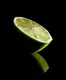 Cal natural verde clara Imágenes de archivo libres de regalías