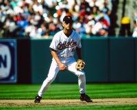 Cal Ripken Jr. Baltimore Orioles Royaltyfria Bilder