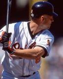 Cal Ripken Jr Baltimore Orioles Royaltyfria Bilder