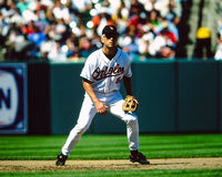 Cal Ripken Jr. Baltimore Orioles Royalty Free Stock Images