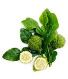 Cal verde fresca. Kafir imagen de archivo libre de regalías