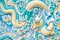 Cal viva del modelo del dragón fotografía de archivo libre de regalías