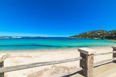 Cala Battistoni beach Stock Image