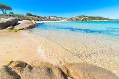 Cala Battistoni beach Stock Photos