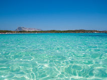Cala Brandinchi, Sardinia Stock Photos