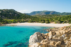 Cala Cipolla Royalty Free Stock Images