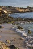 Cala Comte, Ibiza Arkivfoton