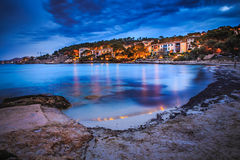 Cala Comtesa at Illetes Royalty Free Stock Image