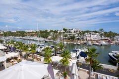 Cala D ` of marine, Mallorca, de Balearen, Spanje stock foto