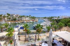 Cala D ` of marine, Mallorca, Spanje royalty-vrije stock afbeeldingen