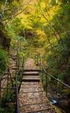 Cala de Akame en Nabari, Mie, Japón Imagen de archivo