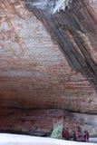CALA DE LOS PASILLOS, AUSTRALIA OCCIDENTAL, AUSTRALIA - 13 DE JULIO DE 2013 Fotografía de archivo