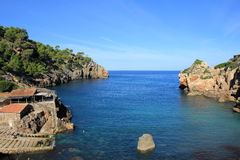 Cala deia Royalty Free Stock Image