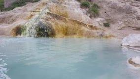 Cala del agua mineral