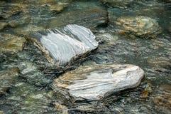 Cala del trueno - Otago Fotografía de archivo