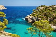 Cala des Moro, Majorca Stock Images