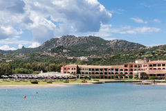 Free CALA DI VOLPE, SARDINIA/ITALY - MAY 22 : Hotel Cala Di Volpe Sardinia On May 22, 2015 Royalty Free Stock Photo - 71546155