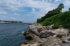 Cala dOr Mallorca Fotografering för Bildbyråer