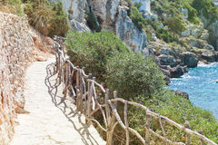 Cala en Porter Royalty Free Stock Images