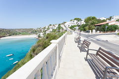 Cala en Porter Royalty Free Stock Photography