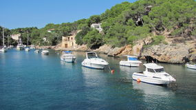Cala Figuera Royalty Free Stock Images
