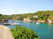 Cala Figuera, Majorca Royalty Free Stock Photography