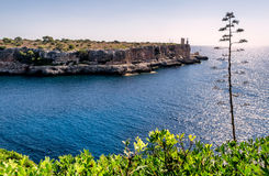 Cala Figuera, Majorca Royalty Free Stock Photo