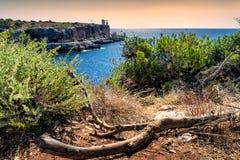 Cala Figuera, Majorca Stock Images