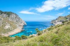 Cala Figuera, Mallorca Stock Images