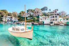 Cala Figuera, Mallorca, Spain. Photo stock photography