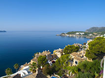 Cala Fornells, Mallorca Royalty Free Stock Image