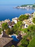 Cala Fornells, Mallorca Stock Image