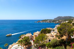 Cala Fornells, Mallorca Royalty Free Stock Photos