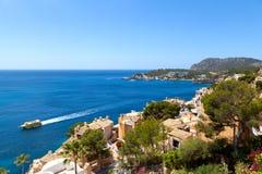 Cala Fornells, Mallorca Royalty Free Stock Photos