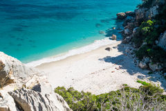 Cala Fuili beach Stock Photos