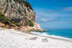 Cala Fuili beach Stock Images