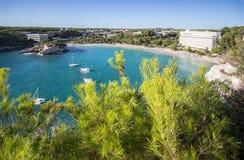 Cala Galdana, Menorca, España Fotografía de archivo libre de regalías