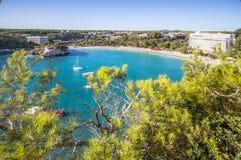 Cala Galdana, Menorca, España Foto de archivo