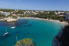 Cala Galdana, Menorca, España Fotos de archivo