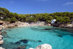 Free Cala Gat Beach - Mallorca Stock Photos - 50954413