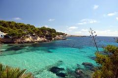 Cala Gat Beach - Mallorca Royalty Free Stock Photo