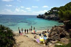 Cala Gat Beach - Mallorca Royalty Free Stock Photos