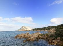 Cala Girgolu Royalty Free Stock Photo