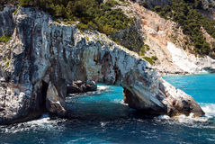 Cala Goloritzè - Sardinia Stock Photo